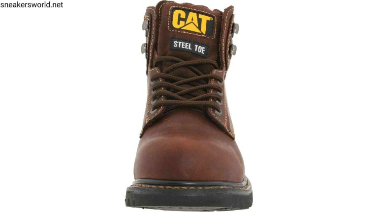 one of the Best Work Boots, Caterpillar Men's Second Shift Steel Toe Work Boot – 390