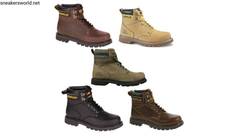 one of the Best Work Boots, Caterpillar Men's Second Shift Steel Toe Work Boot