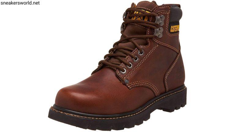 Best Work Boots - Caterpillar Men's Second Shift Work Boot