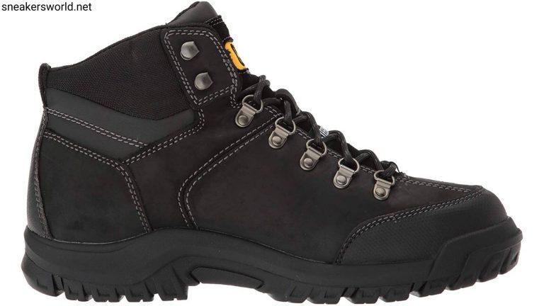 Best Work Boots - Caterpillar Men's Threshold Waterproof Steel Toe Construction Boot