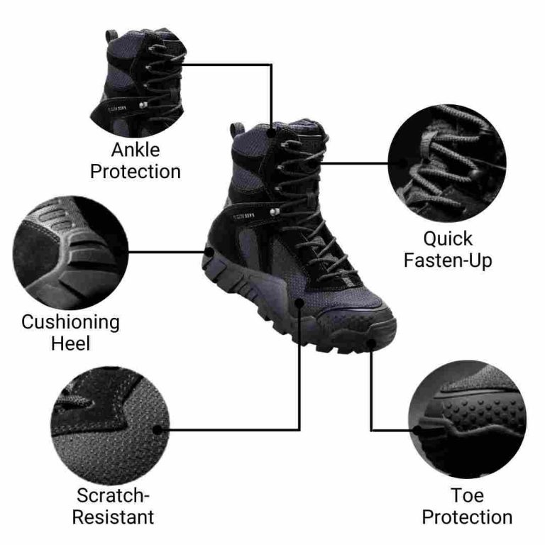 free soldier boots