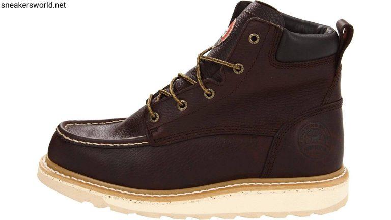 Best Work Boots - Irish Setter Men's 6 83605 Work Boot
