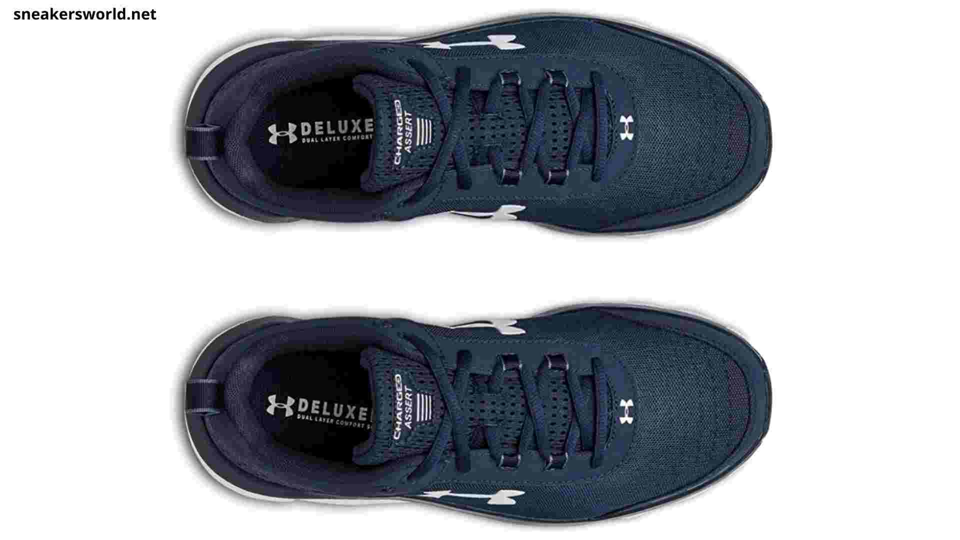 One of the Best Casual Sneakers for Men ,Men's Charged Assert 8 Running Shoe