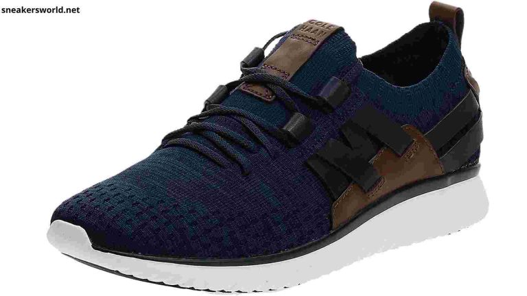 One of the Best Casual Sneakers for Men ,Men's Grand Motion Woven Stitchlite Sneaker