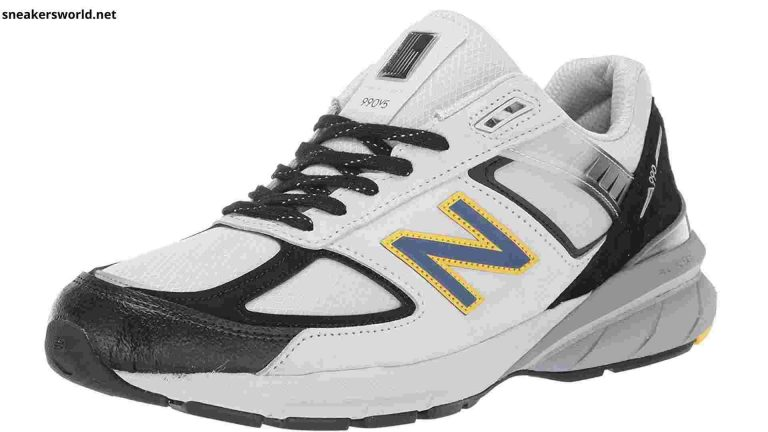 One of the Best Casual Sneakers for Men Men's Made in Us 990 V5 Sneaker