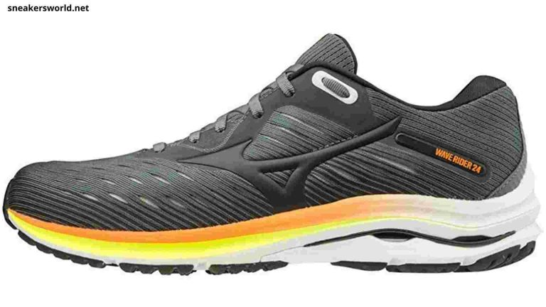 One of the Best Casual Sneakers for Men Men's Wave Rider 24 Running Shoe