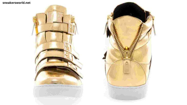 Men's Zealot High-Top Fashion Sneaker
