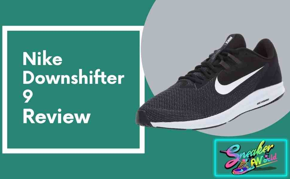 Nike downshifter 9 review