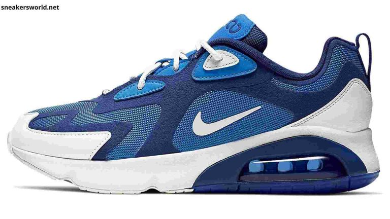 One of the Best Casual Sneakers for Men Nike Man's Air Max 200