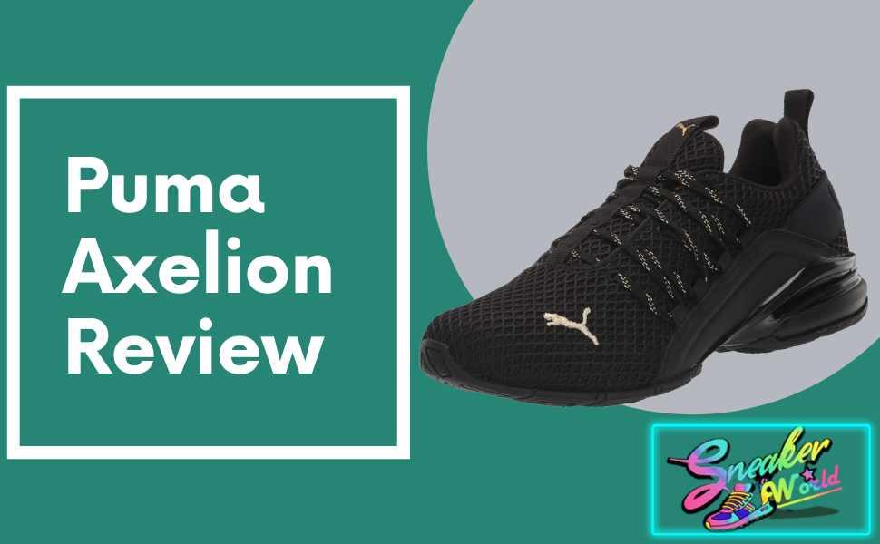 puma axelion review