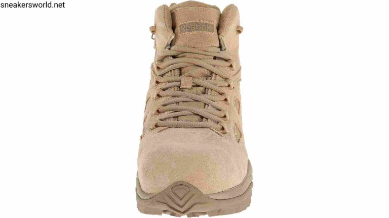 Best Work Boots - Reebok Work Duty Men's Rapid Response RB RB8694 6 Tactical Boot
