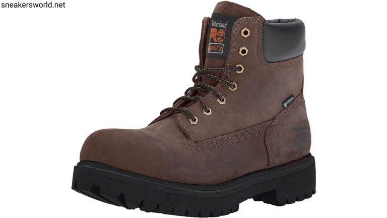 Timberland PRO Men's 38021 Direct Attach 6 work boot