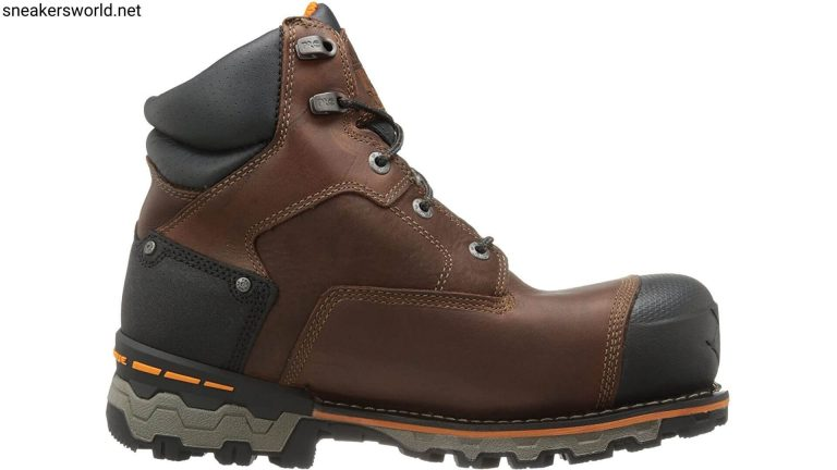 Best Work Boots - Timberland PRO Men's 6 Inch Boondock Comp Toe WP Insulated Industrial Work Boot