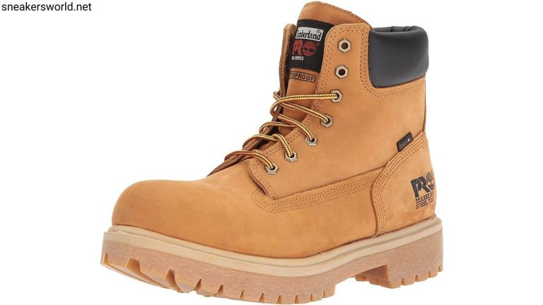 Best Work Boots - Timberland PRO Men's Direct Attach 6 Inch Steel Safety Toe Waterproof Insulated work boot