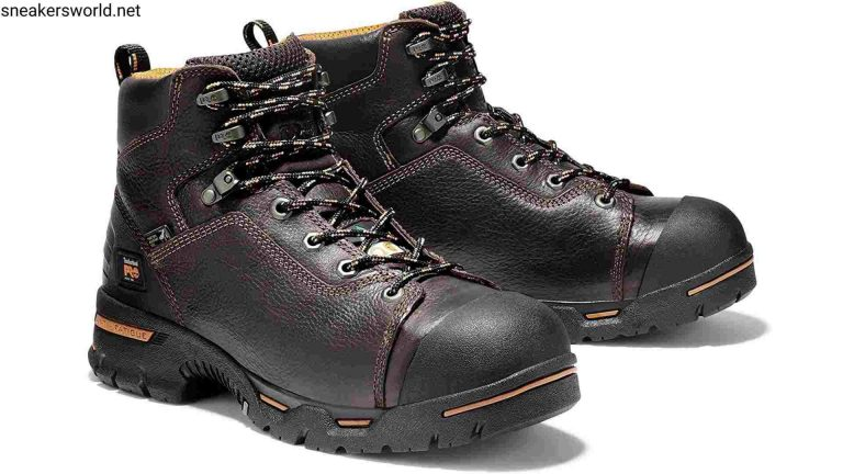 Best Work Boots - Timberland PRO Men's Endurance 6 Steel Inch Safety Toe Puncture Resistant Work Boot