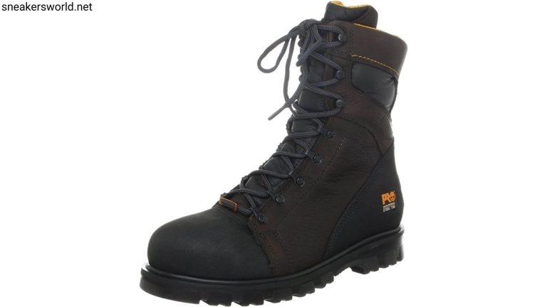 Best Work Boots - Timberland PRO Men's Rigmaster Steel-Toe 8 Waterproof Work Boot
