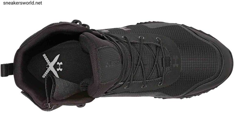 best work boot - Under Armour Men's Valsetz RTS Side Zip Military and Tactical Boot
