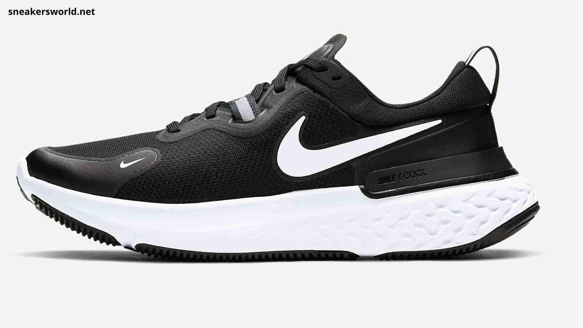Nike react miler review images in sneakersworld.net