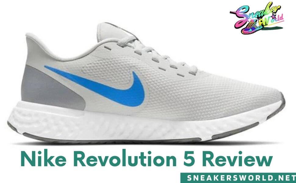 Nike Revolution 5 Review thumbnail in sneakersworld.net