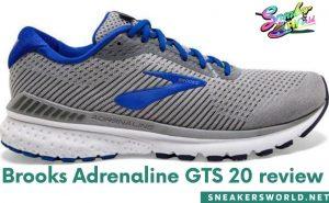 Brooks Adrenaline GTS 20 review