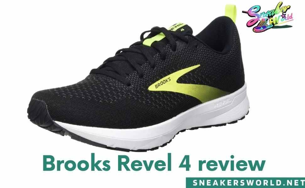 Brooks Revel 4 review thumbnail