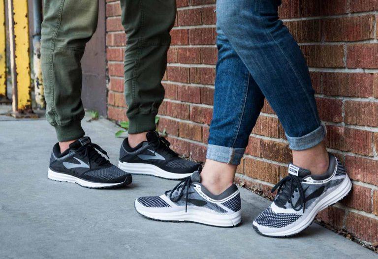 brooks Men's Revel 4 color various in sneakersworld.net