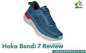 Hoka bondi 7 review thumbnail images
