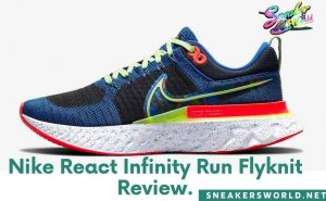 Nike React Infinity Run Flyknit review thumbnail